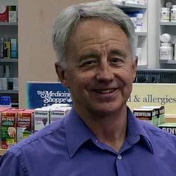 Curtis Crough, Owner | The Medicine Shoppe, Grande Prairie
